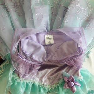Ariel Disney Princess Dress NWOT